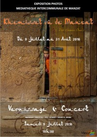 Expo - Vernissage - Concert