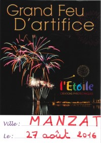 Grand Feu d´Artifice et Tombola