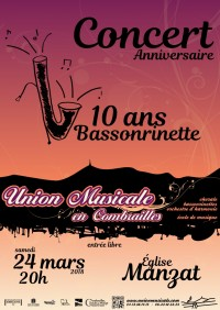 Union Musicale - Concert Spectacle TOP 50